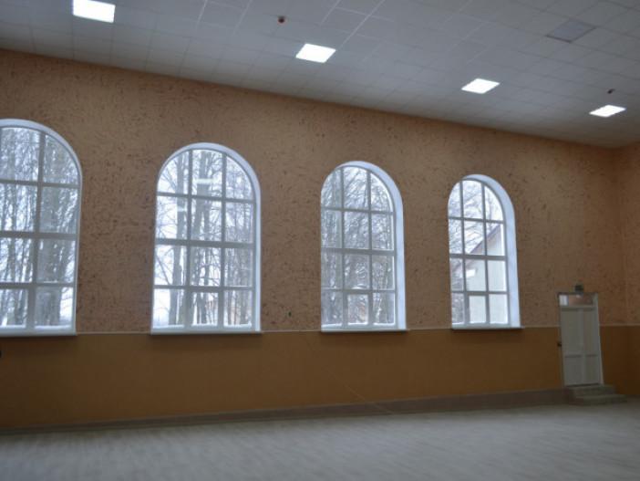 У волинскій громаді зробили капремонт будинку культури