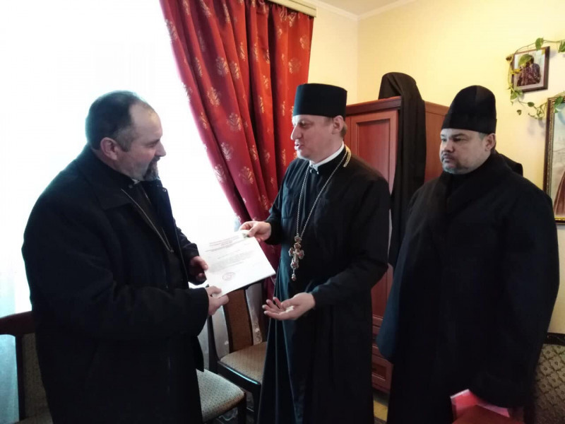 Тополище: громада разом священиком із перейшла у ПЦУ