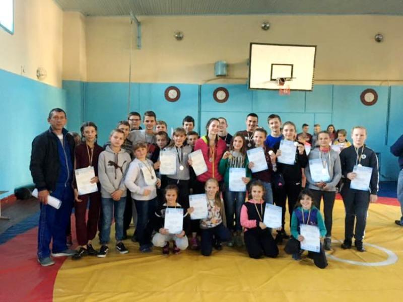 Юні сортсмени Іваничівщини – кращі в області