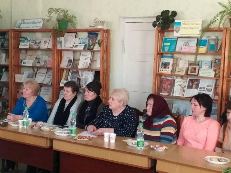 В Іваничах відбулась зустріч з матерями загиблих у зоні АТО