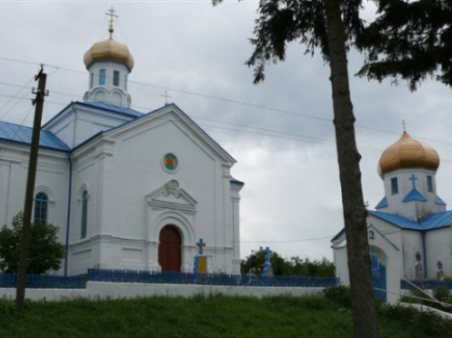 Свято-Миколаївський храм у Мишеві
