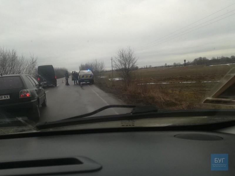 На Волині п'яний водій збив жінку, - ЗМІ