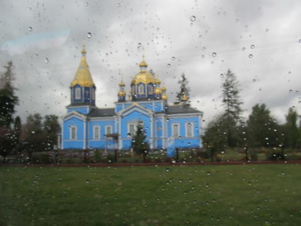 Місцевий храм в громаді