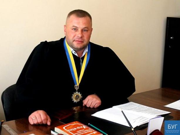Суддя Олександр Мушкет