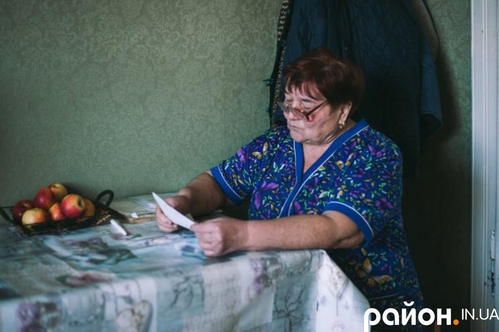 53-річна місцева вчителька географії Галина Козловська