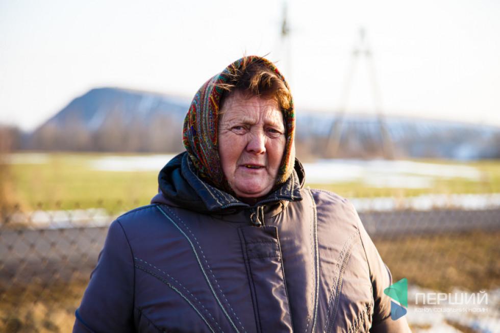 Ніна Навроцька із с. Грибовиця