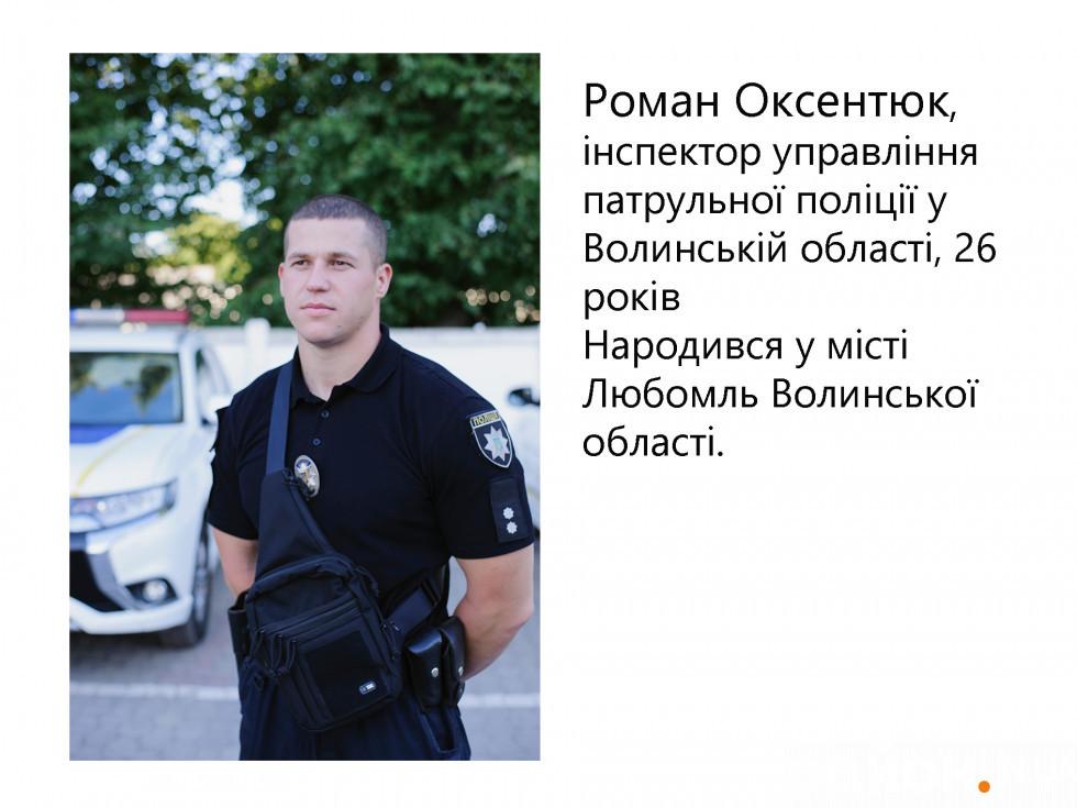 Роман Оксентюк