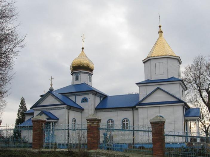Введенська церква села Литовеж 1791р.
