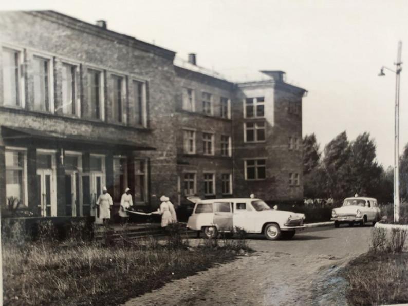 Лікарня у Нововолинську